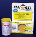 pan-gel condensate drain pan treatment