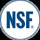 NSF Registered