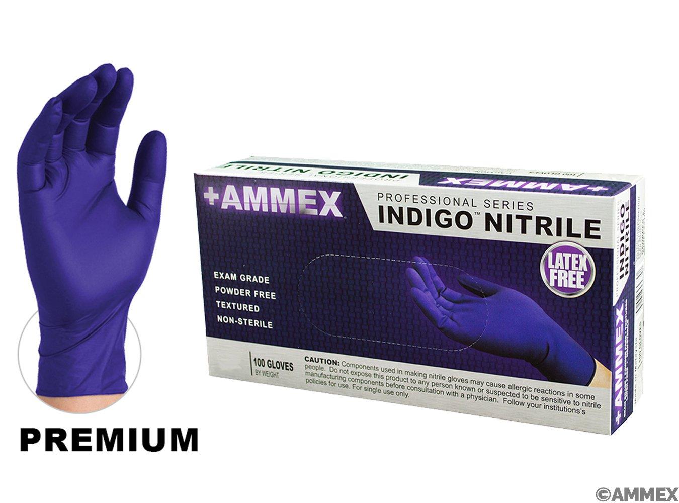 Nitrile Exam Grade Gloves