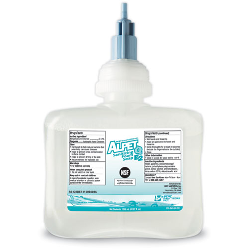 Alpet Q E2 hand soap,