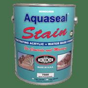 Aquaseal Stain for concrete floors