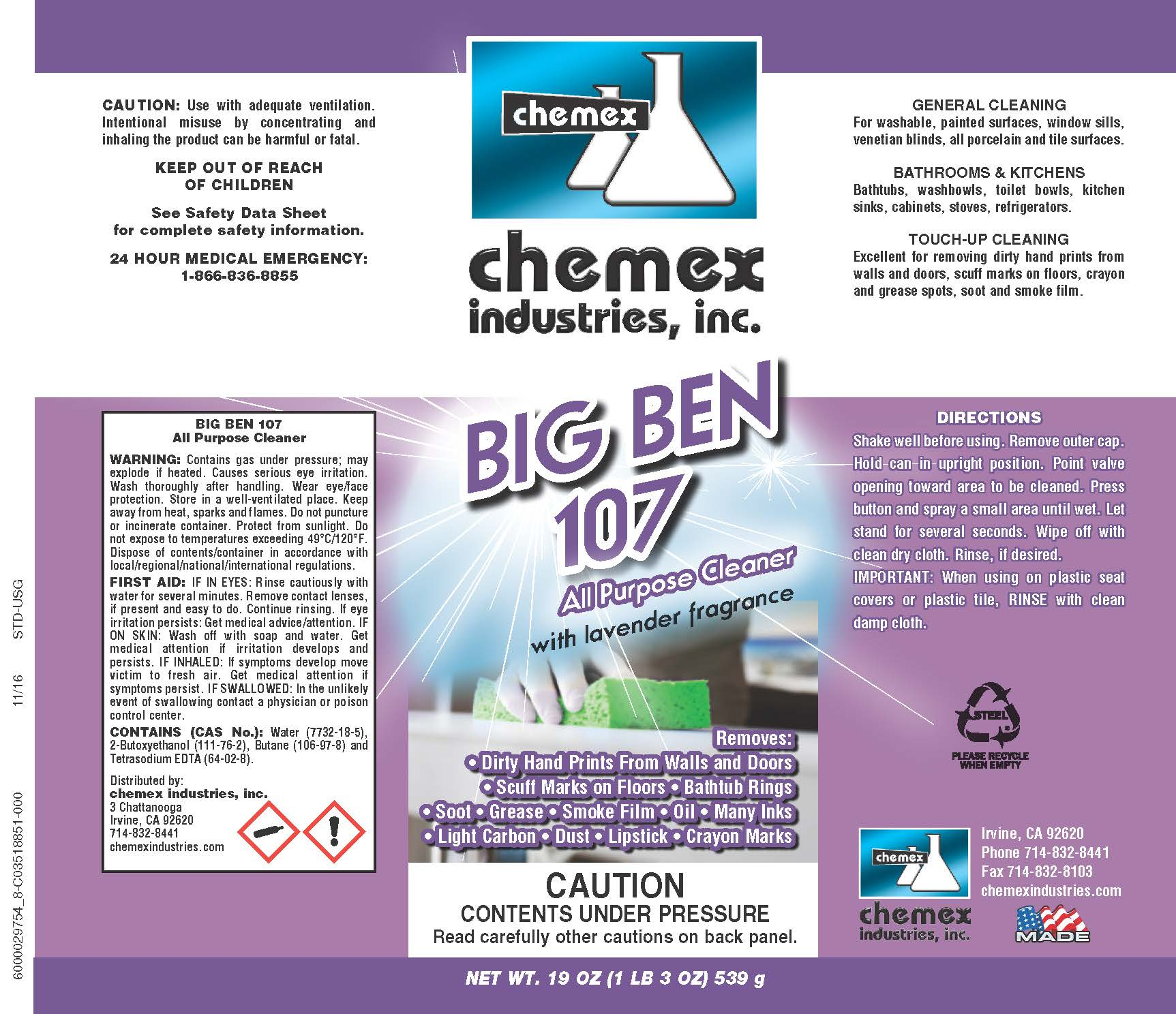 Featured Products From Chemex Industries