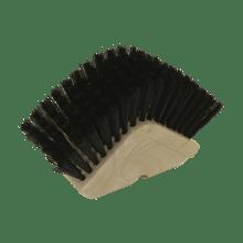 Baseboard brush foam block, not wood