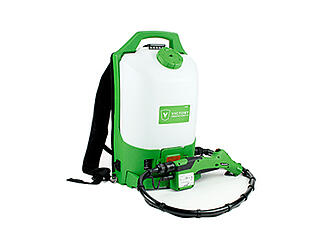 Electrostatic Back Pack Sprayer Kit