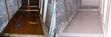 Condensate drain line pan treatment, cdc anti-clog # 1