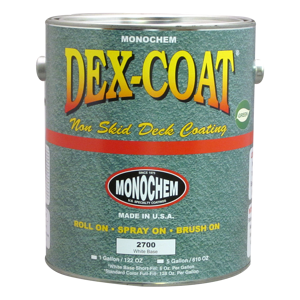 Dex-Coat Textured elastomeric deck coating