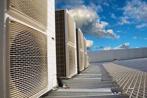 Air Conditioner Repair: Safe and Effective Drainage Pan Treatment