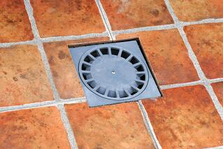 Prevent Floor Drain Odors and Drain Flies,backflows can occur and cause flood damage