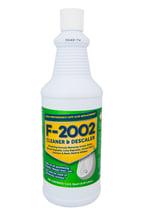 F-2002 uratic salts remover dissolves uric salts