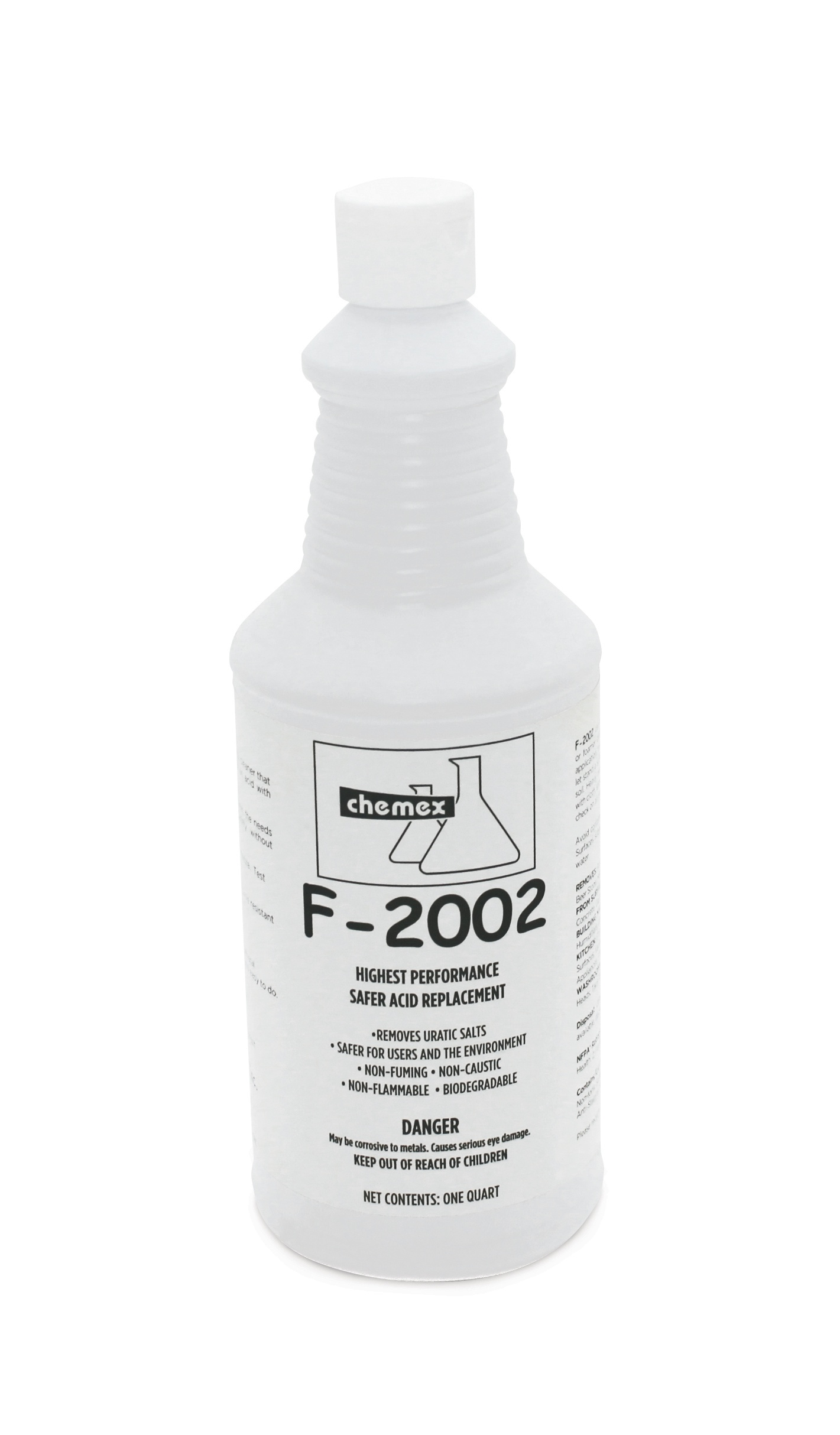 acid replacement cleaner