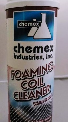 Foaming Coil Cleaner with bio-enzymatic action