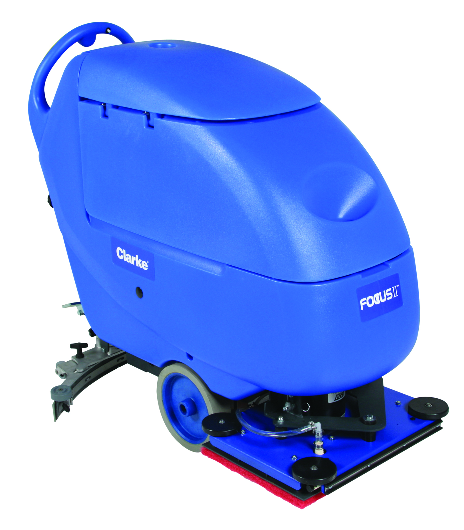 Focus II Compact autoscrubber with BOOST,