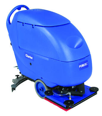 Focus II Compact BOOST, Focus ll compact Autoscrubber