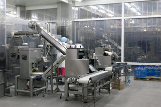 White grease for food processing