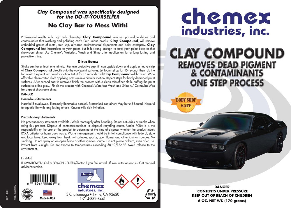 clay compound