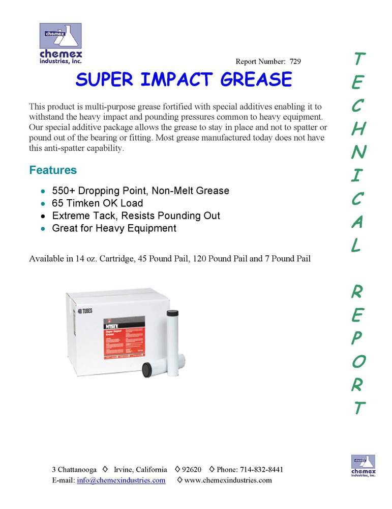 super impact grease