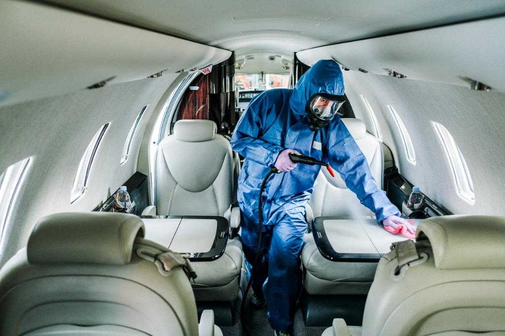 Lemon E Extra Gallon Disinfecting Plane