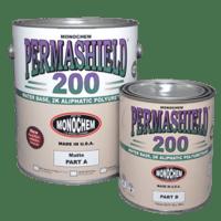 Permashield 200 aliphatic polyurethane