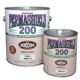 Permashield 200 aliphatic polyurethane coating