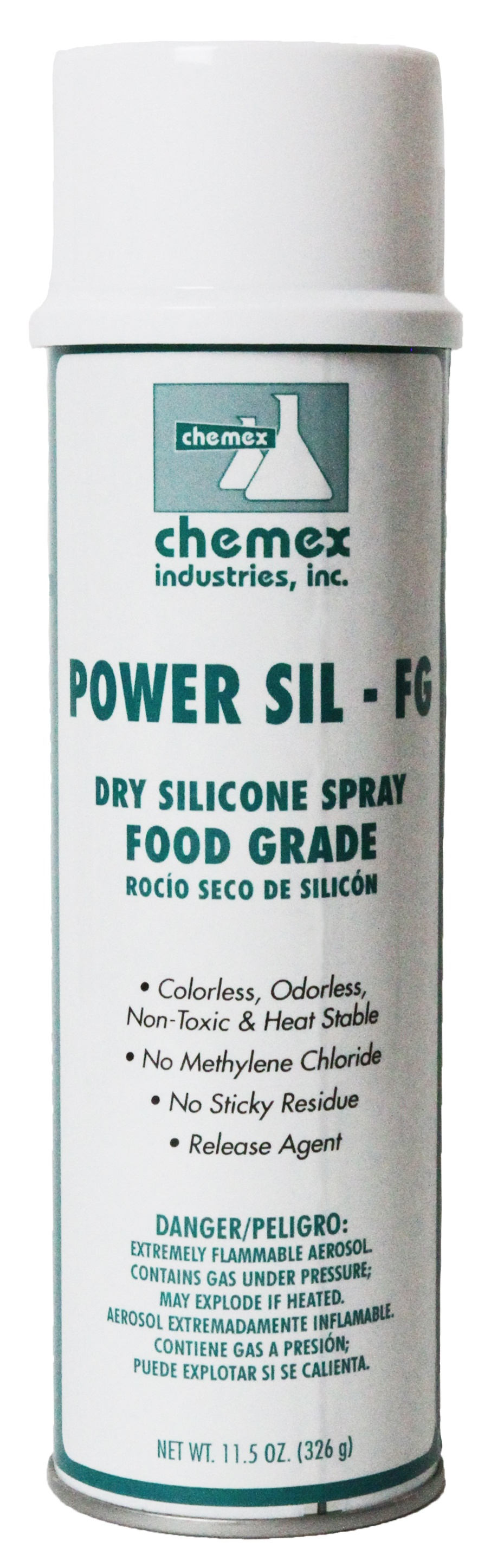 dry silicone spray food grade