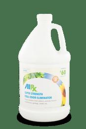 RX-60 Odor control, removes odors,