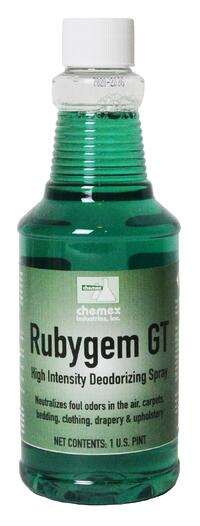 Rubygem GT high intensity deodorizing spray