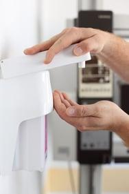 sanitizing foam soap, alpet e2, alpet qe2