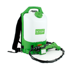 electrostatic backpack sprayer for disinfecting