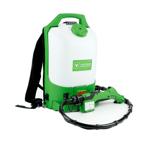 electrostatic backpack sprayer for disinfecting