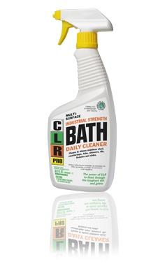 clr bath daily cleaner