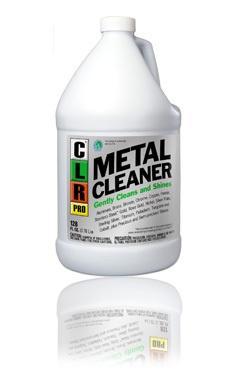 clr metal cleaner