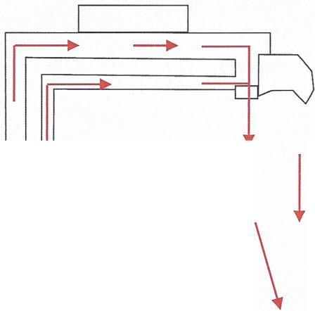 condensate drain pan treatment, supermarket condensate drain line