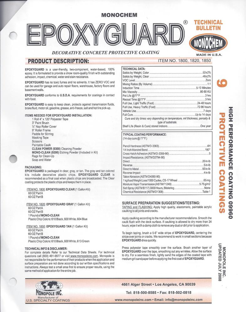 epoxyguard