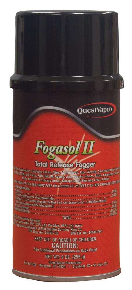 fogasol ii total release fogger