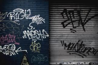 permashield non-sacrificial graffiti resistant coatant, graffiti protection