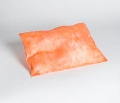 hazmat pillows soaks up aggressive acids