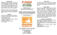 f5000 hd cip acid cleaner