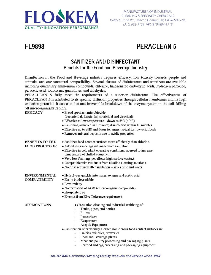 peraclean 5