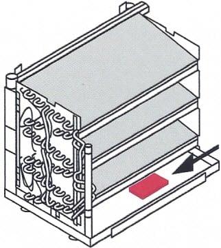 condensate drain pan treatment, anti-clog #1 unit, anti-clog ft/c cdc,