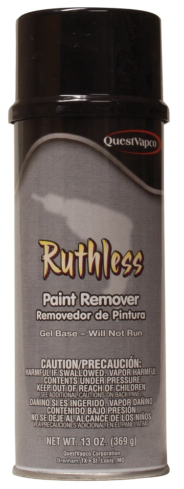 ruthless paint stripper aerosol