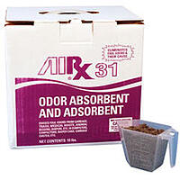 rx 31 granular odor absorbent