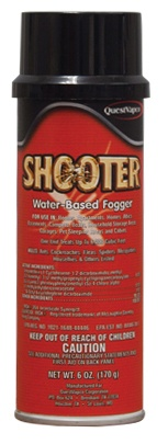 shooter water based fogger