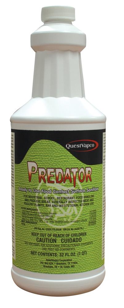 surface sanitizing spray