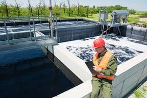 Bio Blocks for waster treatment plants