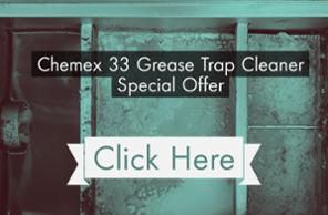 chemex 33 grease trap cleaner