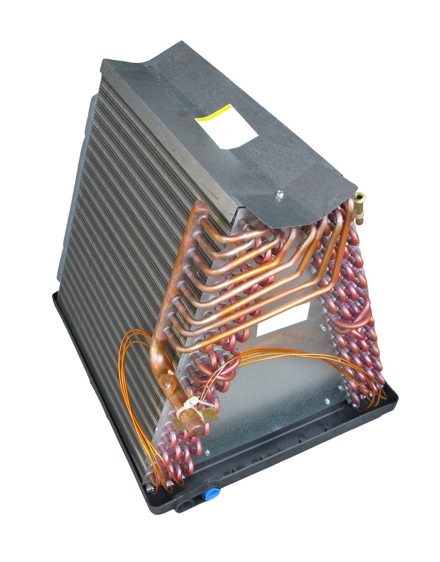 Clean Evaporator and Condenser Coils to Increase HVAC Efficiency
